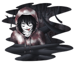 Jeff The Killer by PuRe-LOVE-G-S
