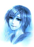 KH : Xion by Beriuos