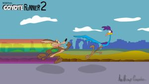 Coyote Runner 2 by Marty--McFly