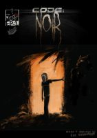 Code: Noir EP 1 Cover by Ben-G-Geldenhuys