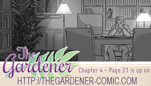 The gardener - Chapter 4 page 21 by Marc-G