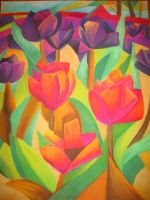 Tulips by Metallicar-67