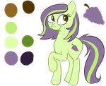 OPEN Points Adoptable 1 - Corvina Vines by sarahmfighter