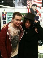 Me and Tomska by Sad-Panda-46