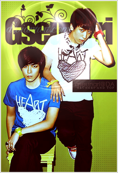 seung ri and top id by gseungRi