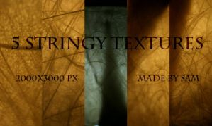 Rough Stringy Textures by ICouldntThinkOfAName
