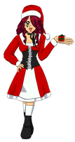 Myself, Girl side - Santa by TrainerKelly