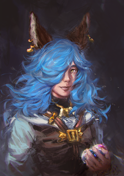 Drang by Rene-Elric