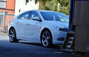 vauxhall insignia by billy-parkinson