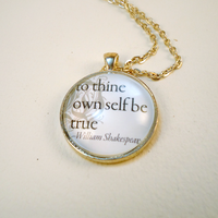 To Thine Own Self Be True by cellsdividing