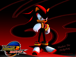 Shadow The Hedgehog by JackyDik