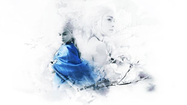 Daenerys Stormborn by Super-Fan-Wallpapers