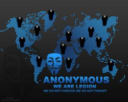 Anonymous Wallpaper by amiLOnZ
