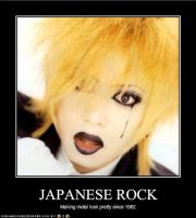 Japanese Rock by Alexis69