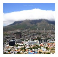 Not A Capetown Model by maikarant