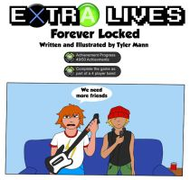 Extra Lives - Forever Locked by DR4WNOUT