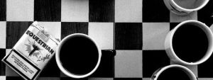 Coffee and cigarettes header by Mrocza