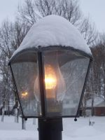 A light in the SNow by queenOFcorn1994