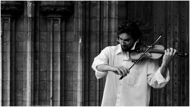 BEANT - Violinist by andyshade