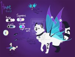 Havoc finalized design reference by Briannathewingedwolf