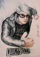 Quicksilver - X-MEN: Days Of Future Past by EduardoCopati