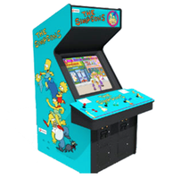 The Simpsons Arcade Icon by FistfulOfYoshi