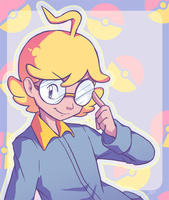 Clemont by nuxill