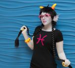 Meenah: Fushsia Ruler by RannaPants