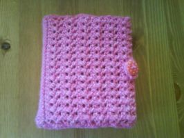Crochet hook case by MinaThomas