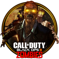Call of Duty Black Ops III Zombies Dock Icon by OutlawNinja