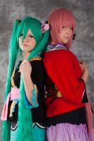 Our love is forbidden (vocaloid cosplay) by tutti-chan