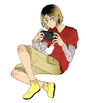 Kenma Flat by Artic-Star-Flare