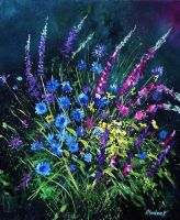 bunch of wild flowers 568741 by pledent