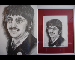Ringo Starr by KatieHorse