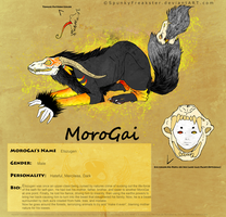Etszugen: MoroGai AuctionCLOSED by SpunkyFreakster
