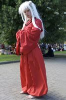 My Inuyasha Cosplay by iEevee