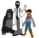 The McNinja Family by Tigerach