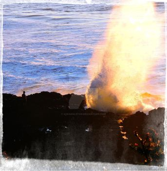 Fire Water Boom by SaraRalston