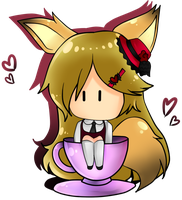Teacup by Maggie-and-Day