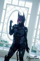 MAG16 - Armored Catwoman by BlizzardTerrak