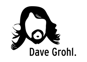 Mr. Dave Grohl by Bouncy-Van-Zant