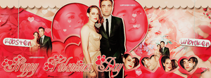 Robsten Happy Valentines Day by LupishaGreyDesigns