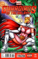 G-Force Princess cover commission by gb2k