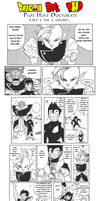 Dragon Ball PHD - episode 1: The Z Sword... by yourparodies