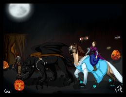 Monsters in the Night by Angel-Creek-Ranch