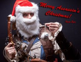 Merry Assassin's Christmas by Eyes by eyes1138