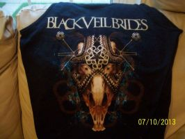 Black Veil Brides Tank by A7XFan666