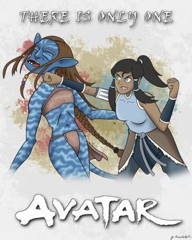 There Is Only One 'Avatar' by Arrog-Ent-Alien