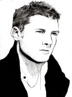 Sam Worthington by Jamin95