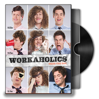 Workaholics TV Series Folder Icon by enfieldkay